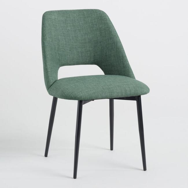 Green Dylan Dining Chair