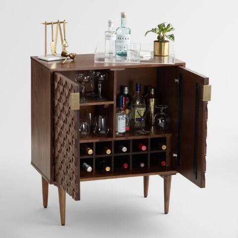 Ashford Bar Cabinet World Market