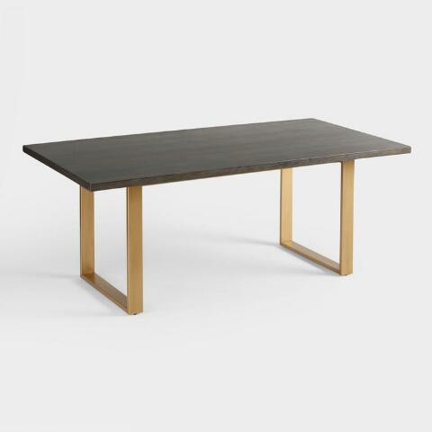 Dining Table With Metal Base Previous V6 V1