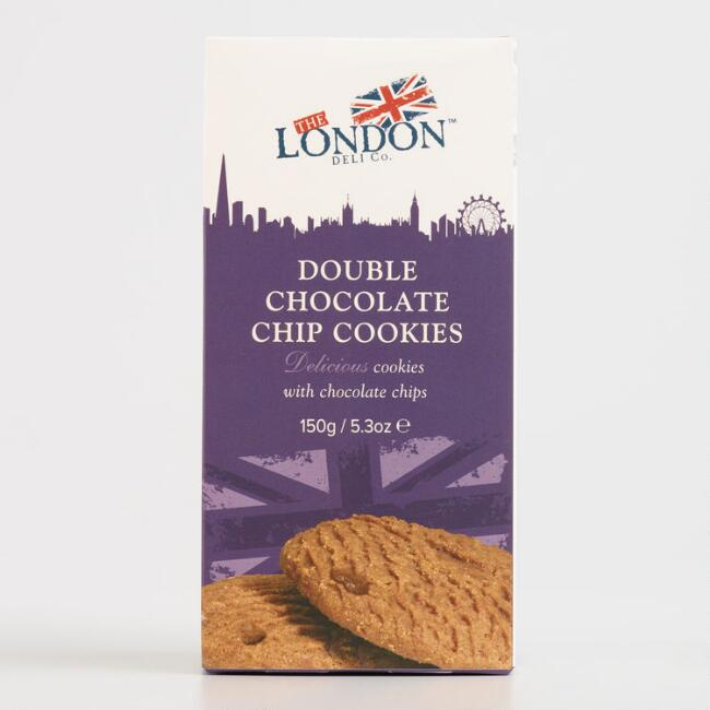 London Deli Company Double Chocolate Chip Cookies