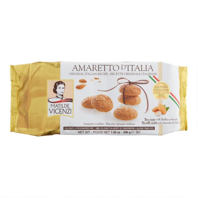 Matilde Vicenzi Amaretto D'Italia Cookies Set of 12