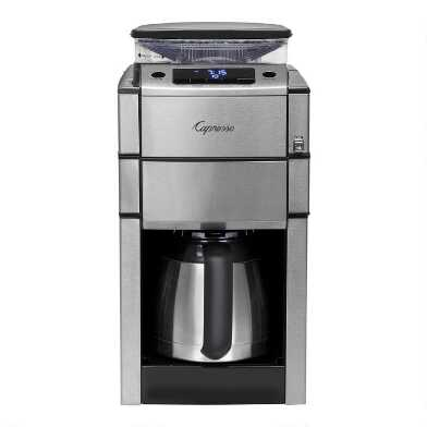 Capresso CoffeeTEAM PRO Plus Thermal Coffee Maker