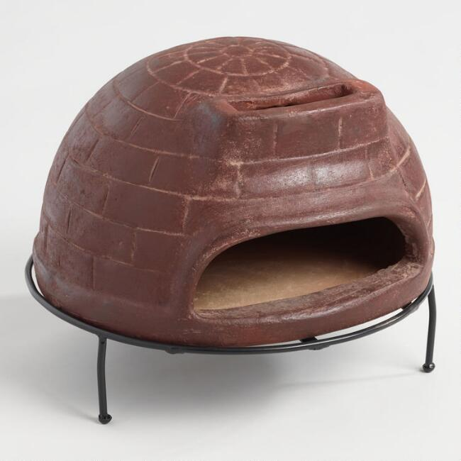 Brick Terracotta Pizza Oven