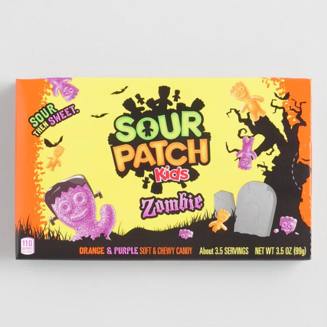 Sour Patch Kids Zombie Sour Gummy Candy