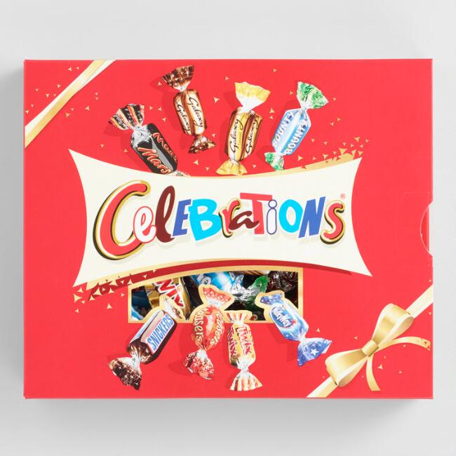 Celebrations Milk Chocolate Variety Gift Box