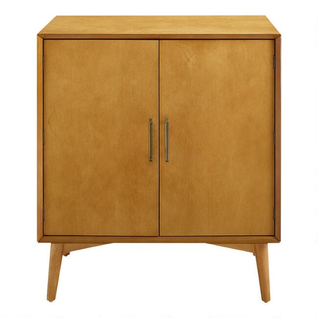 Acorn Wood Lyssa Bar Cabinet