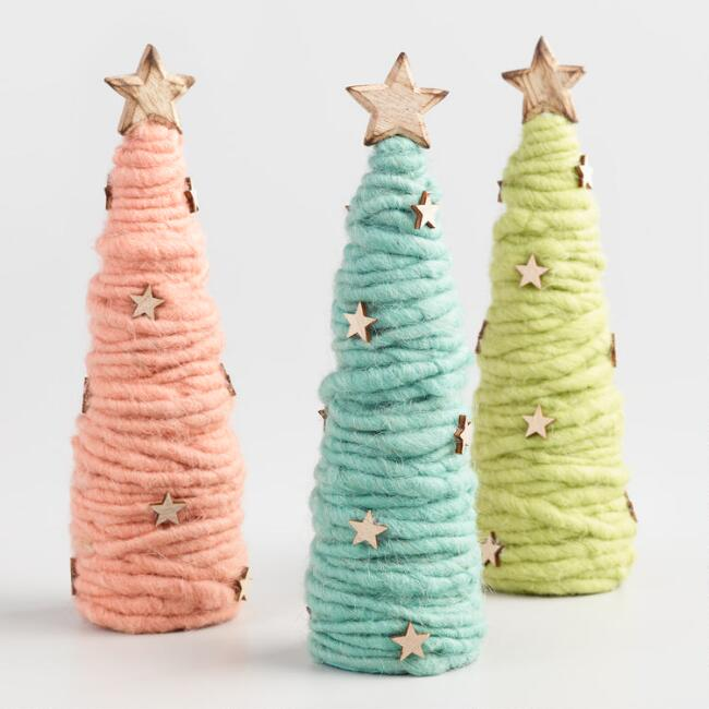 christmas and holiday decor world market - Burlap Christmas Decorations Wholesale