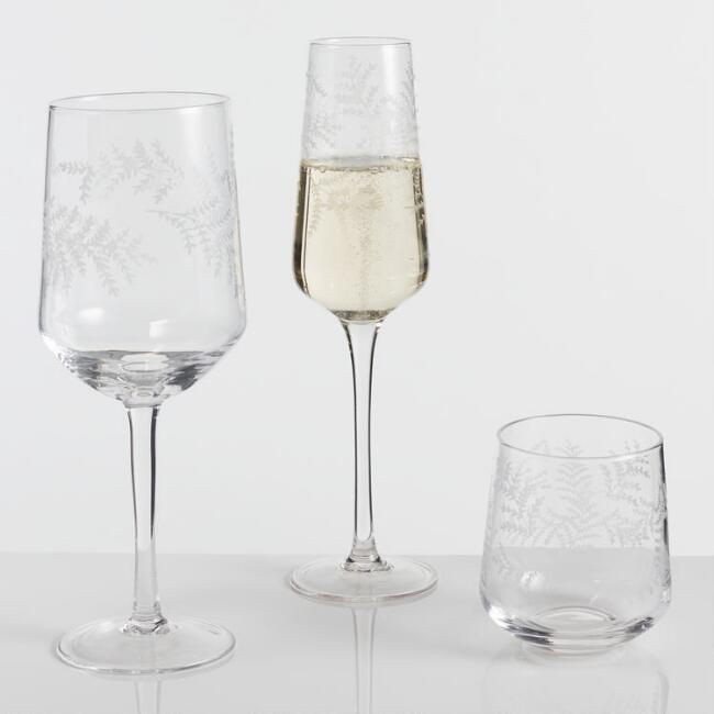 Yellowstone Glassware Collection