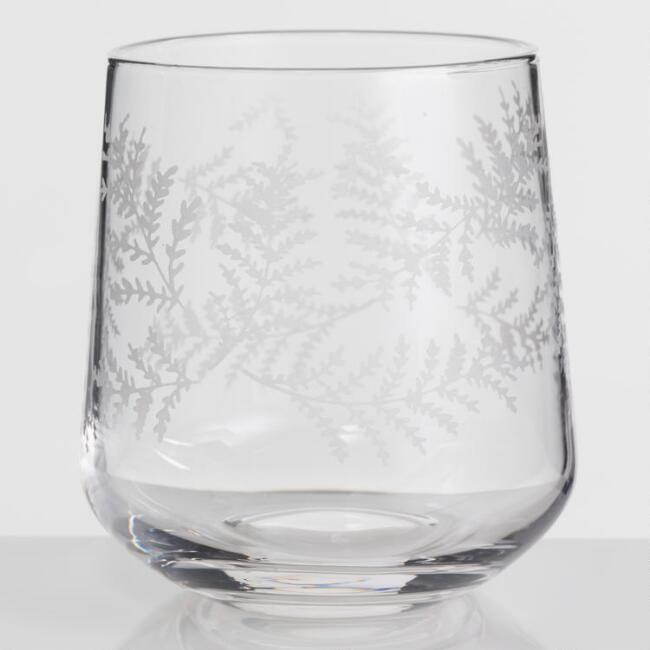 Yellowstone Stemless Wine Glasses Set of 4
