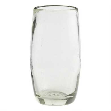 Recycled Highball Glasses Set of 4