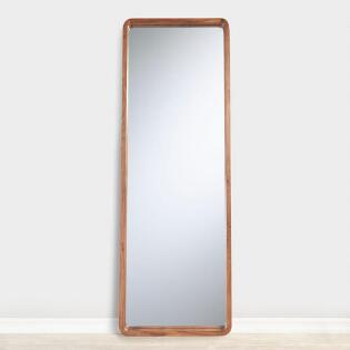 Large Mirrors And Leaning Floor Mirrors World Market