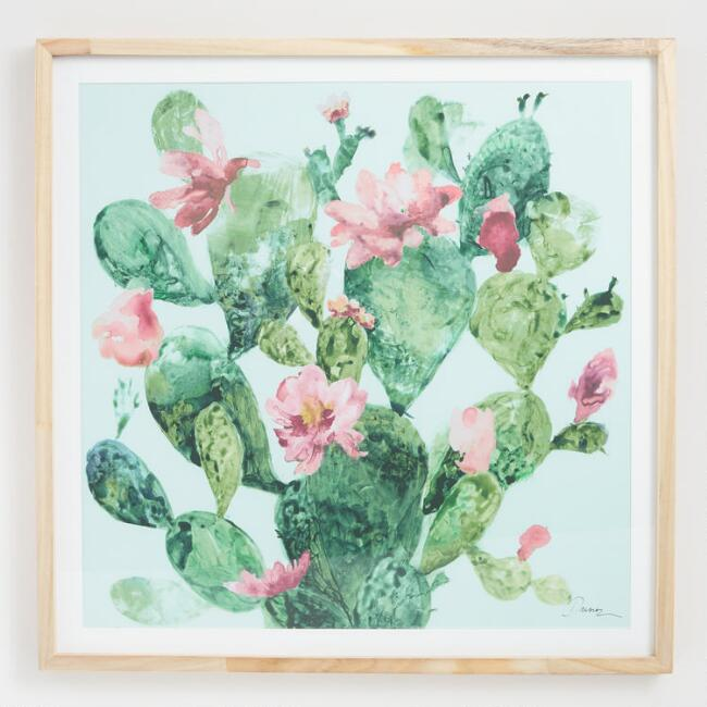 Prickly Pear by Anna Dusza Wall Art