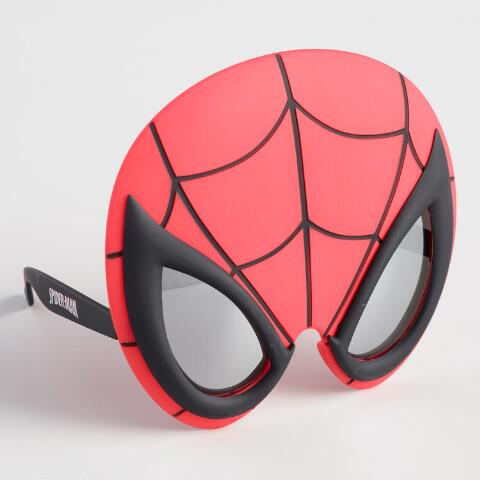 40e93cd0ca13 Spiderman SunStache Sunglasses. Previous. v2. v1
