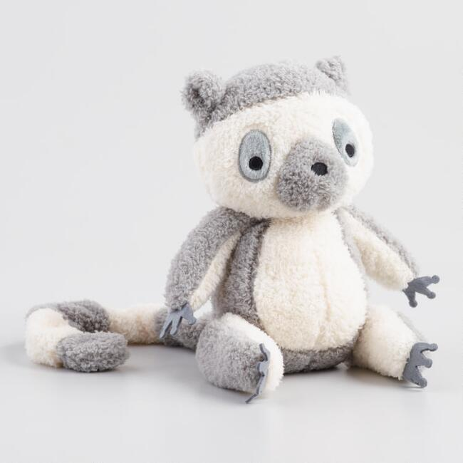 Plush Stuffed Lemur