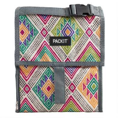 PackIt Mod Style Freezable Lunch Bag
