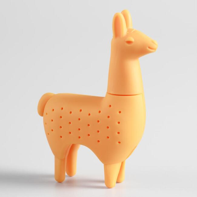 Fred Como Tea Llama Silicone Tea Infuser