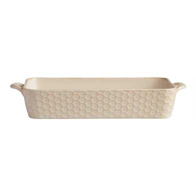 Medium Textured Ceramic Baker