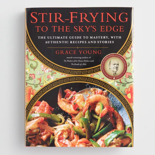 Stir-Frying to the Sky's Edge Cookbook