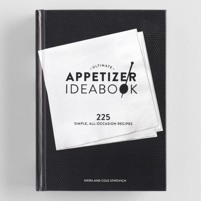 Ultimate Appetizer Recipe Book