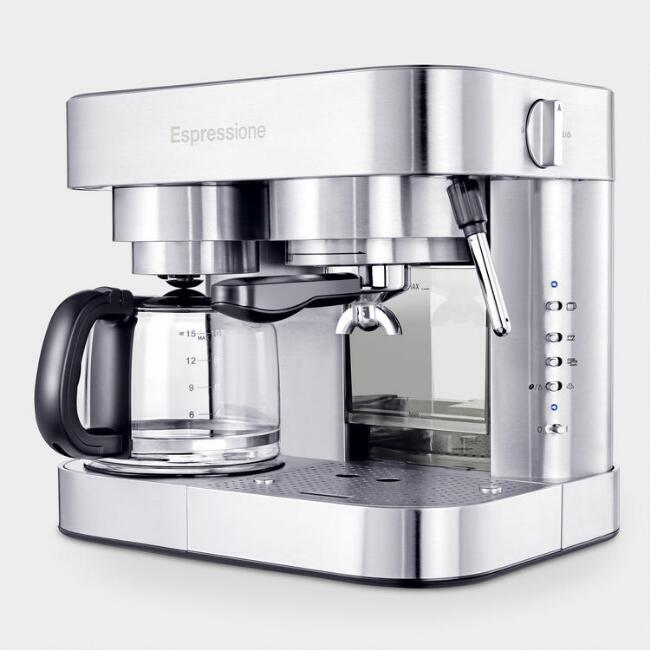 Dualit Espressione EM 1040 Espresso Machine and Coffee Maker