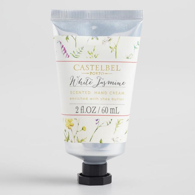 Castelbel Botanist White Jasmine Hand Cream Set of 2