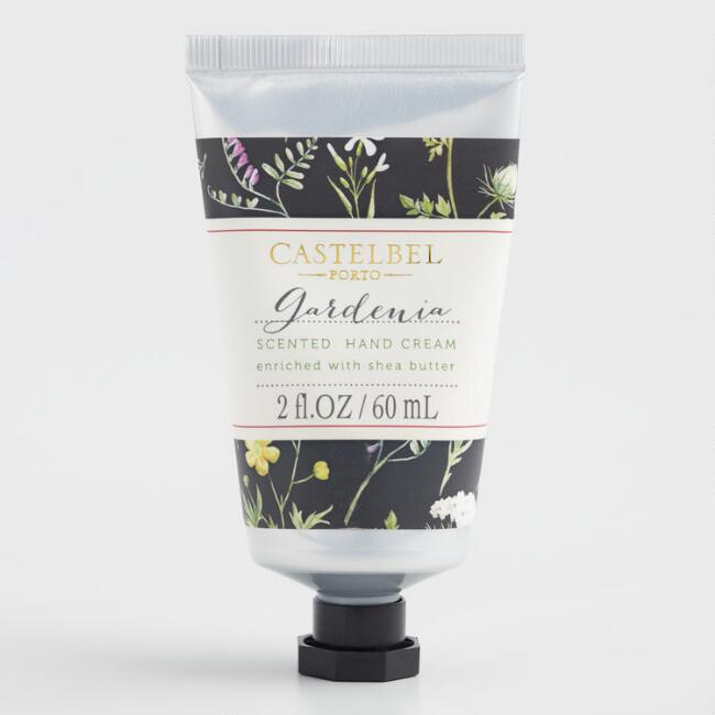 Castelbel Botanist Gardenia Hand Cream Set of 2