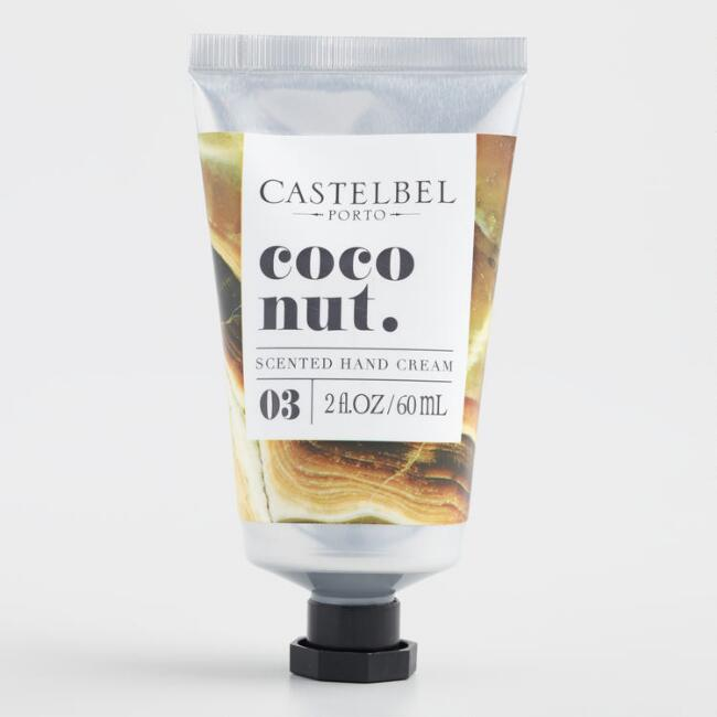 Castelbel Agate Coconut Hand Cream Set of 2