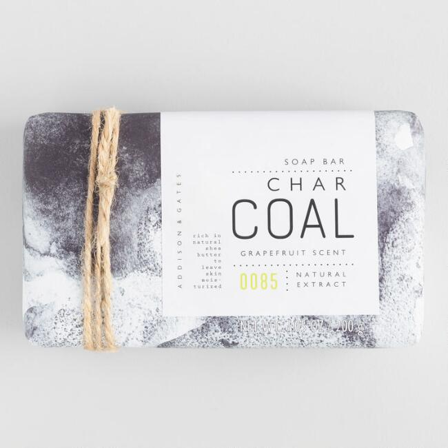 A&G Charcoal Extracts Bar Soap