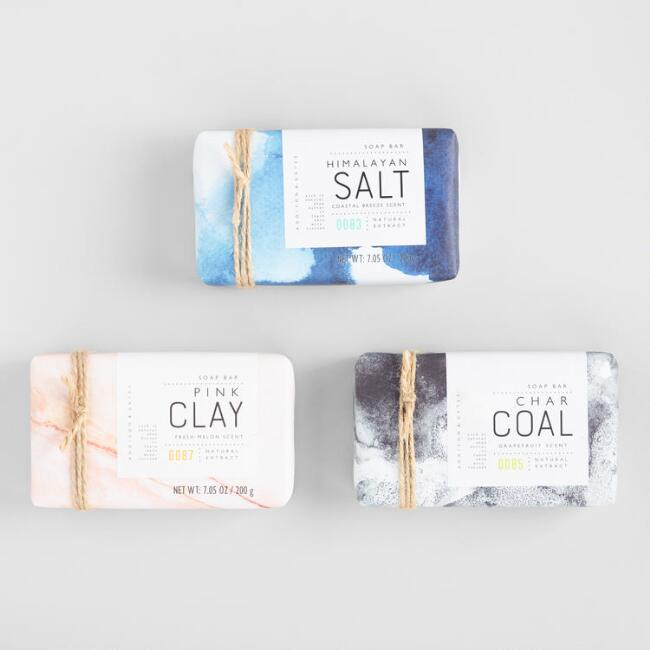 A&G Extracts Bar Soap Collection