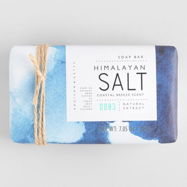 A&G Himalayan Salt Extracts Bar Soap