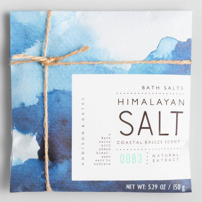 A&G Himalayan Salt Extracts Bath Salts Set of 2
