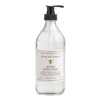 Natural Essentials Honey Almond Liquid Hand Soap