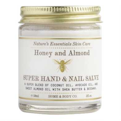 Natural Essentials Honey Almond Hand and Nail Salve