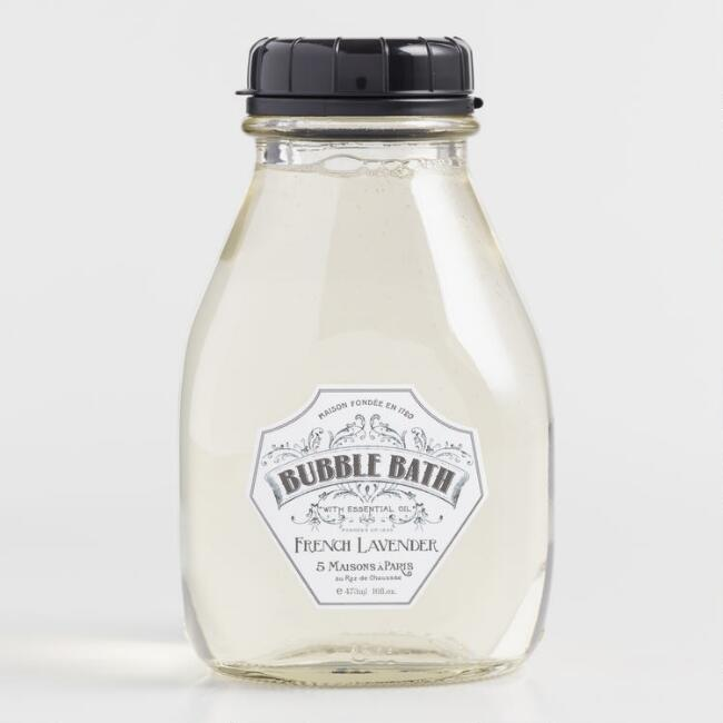 Maison Lavender Bubble Bath