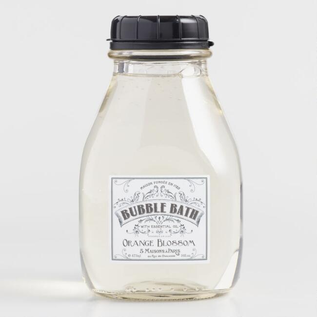 Maison Orange Blossom Bubble Bath