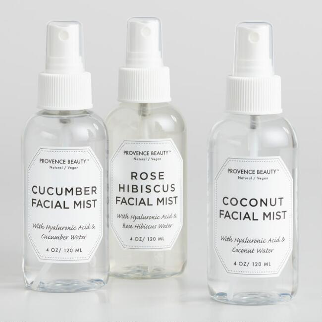 Provence Beauty Hyaluronic Acid Facial Mist Collection World Market