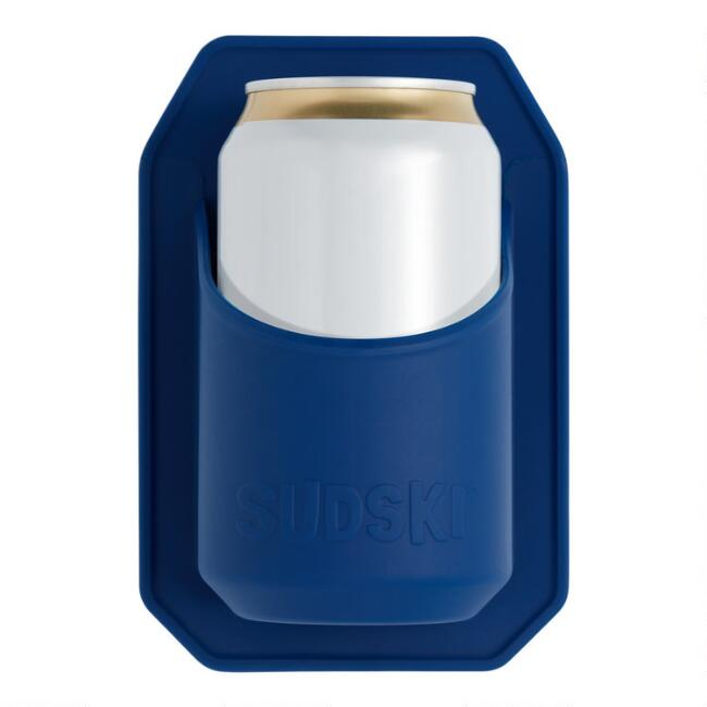 Sudski Silicone Shower Beer Holder