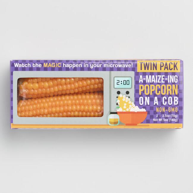 Wabash Valley Farms Microwave Popcorn on the Cob