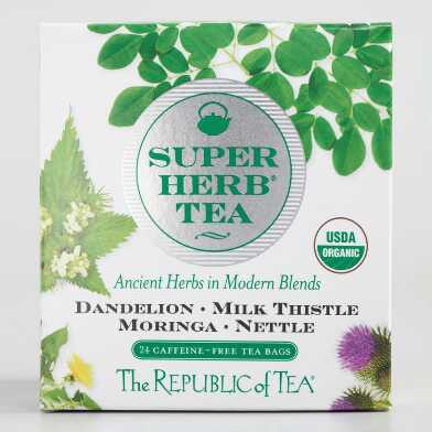 The Republic of Tea Super Herb Tea 24 Count