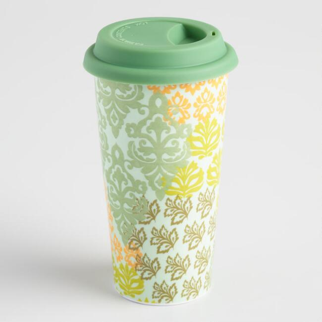 Bombay Porcelain Travel Not A Paper Cup