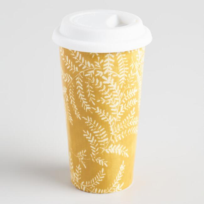 Yellowstone Porcelain Travel Not A Paper Cup