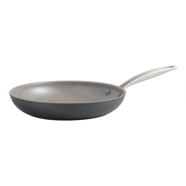 10 Inch GreenPan Chatham Nonstick Ceramic Frying Pan