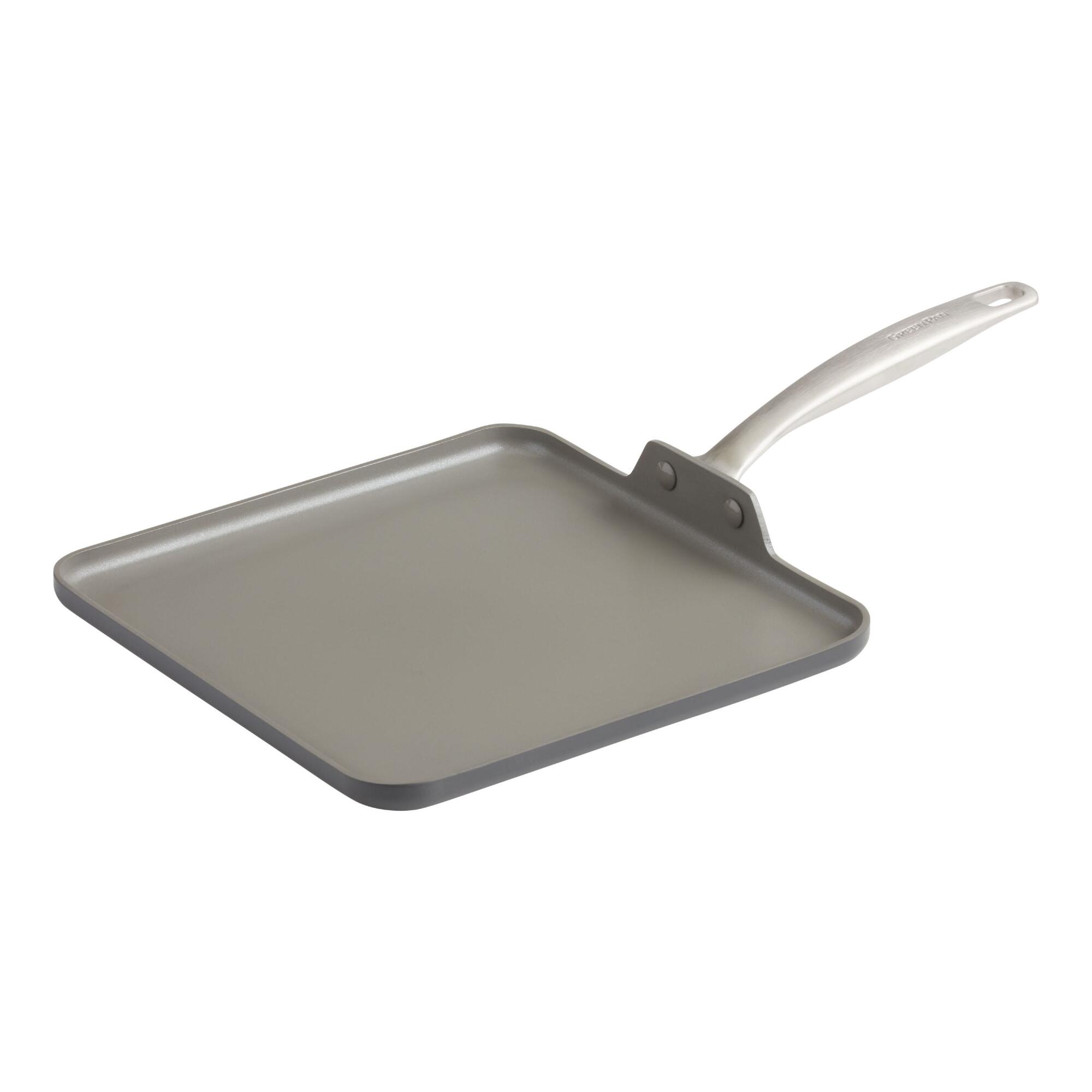 GreenPan Chatham Square Nonstick Ceramic Griddle Pan by World Market