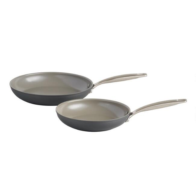 GreenPan Chatham Nonstick Ceramic Frying Pans 2 Pack