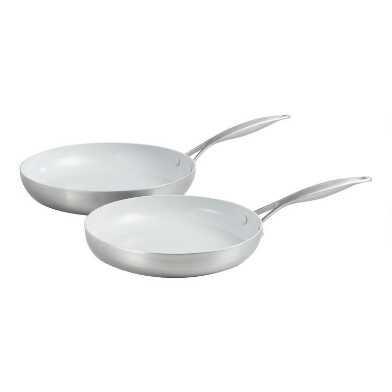 GreenPan Venice Pro Nonstick Ceramic Frying Pans 2 Pack