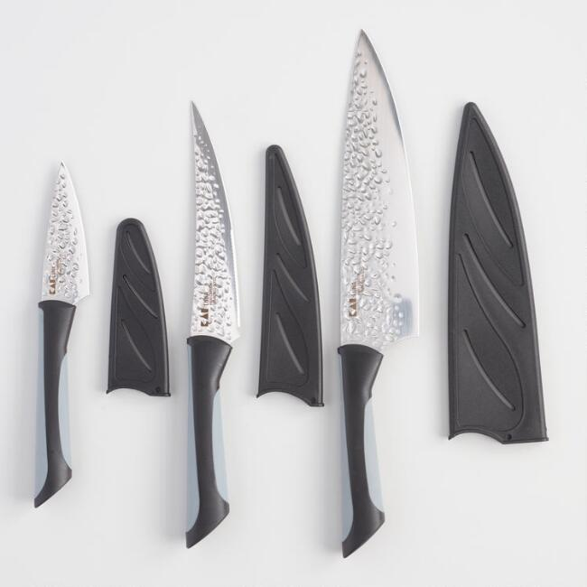 Kai Luna High Carbon Steel Essential 3 Piece Knives Set