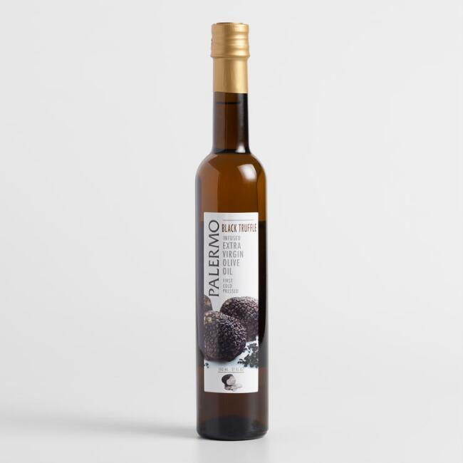 Palermo Black and White Truffle Extra Virgin Olive Oil