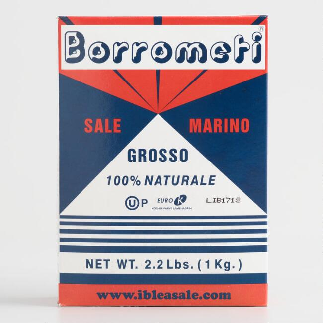 Borrometi Coarse Sea Salt