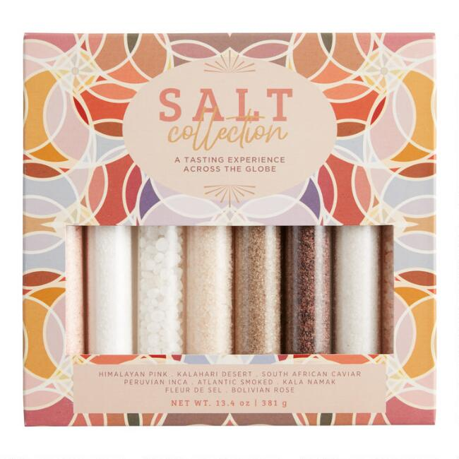 The Salt Journey 8 Piece Gift Set