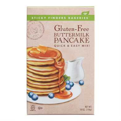 Sticky Fingers Gluten Free Buttermilk Pancake Mix